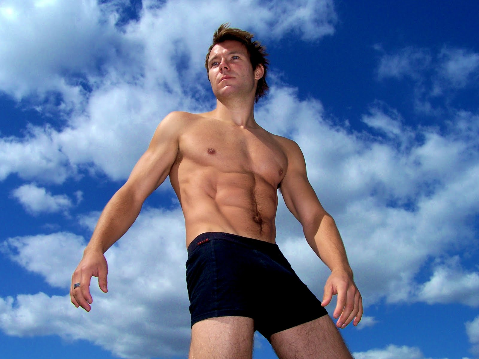 Canadian Hunk of the Day: Oh