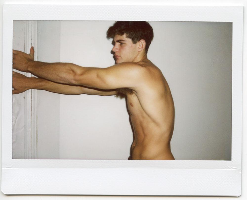 Ryan Bertroche - Polaroid