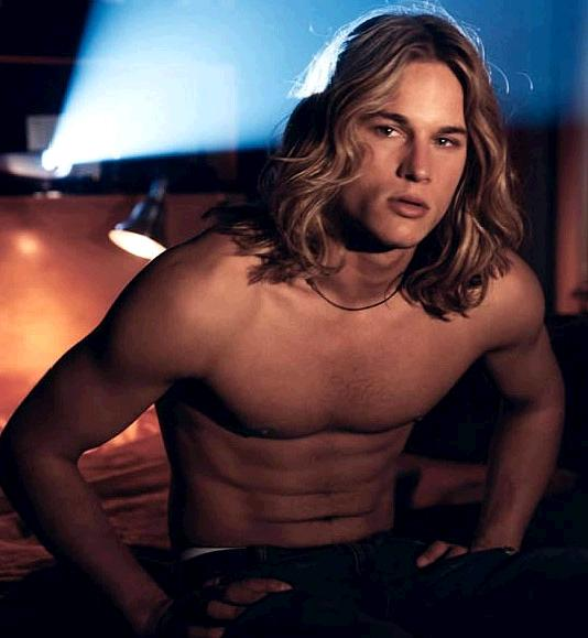 Model and Actor Travis Fimmel