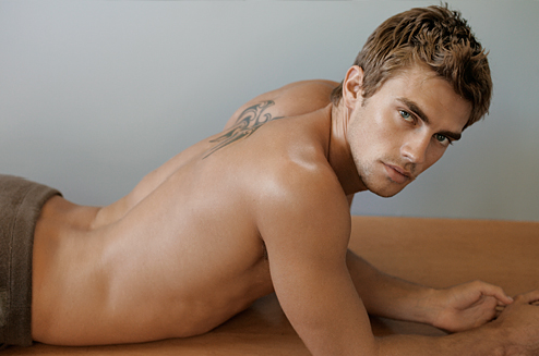 Caleb Lane - Relaxed and HOT