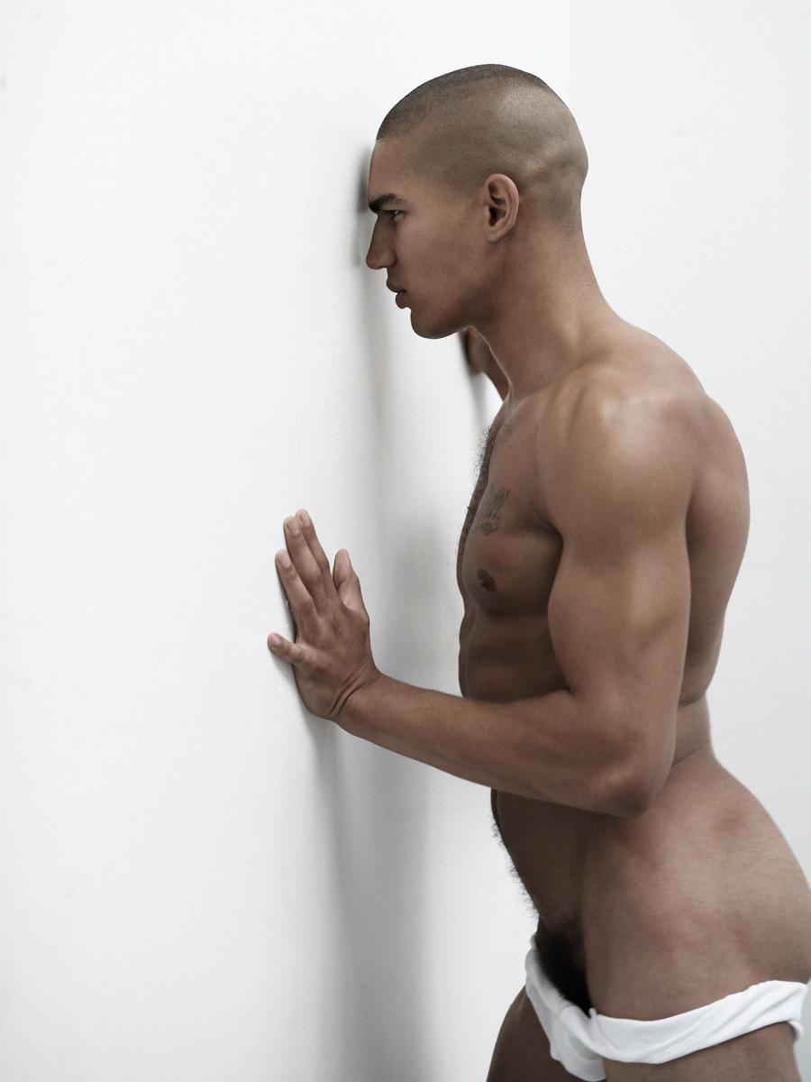 Major Model – Zack Clark Zack-Clark-Sexy-Peek