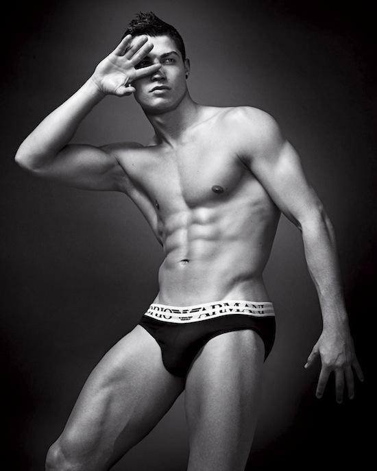 Ronaldo nackte männer