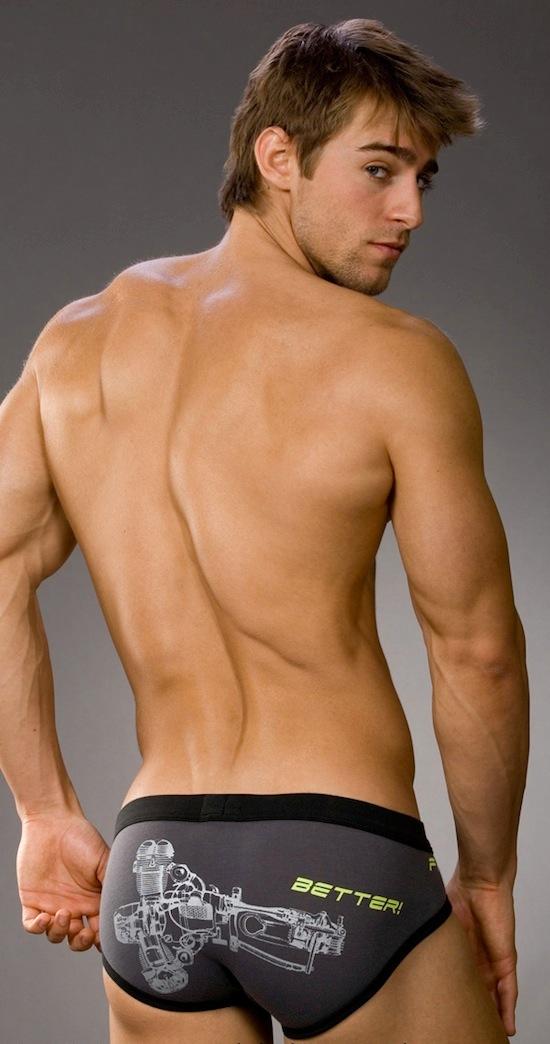 Luke Guldan ? Male Underwear Model