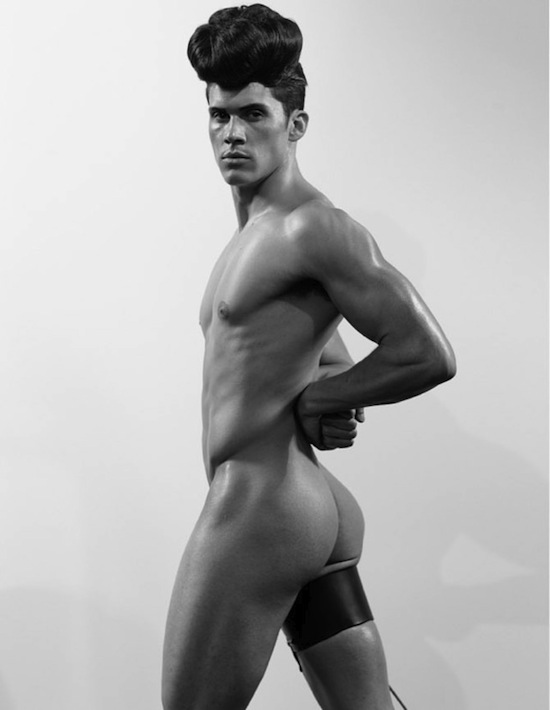 Baker naked randy AEW Hottie
