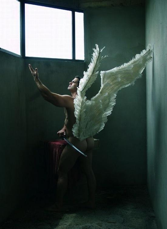 Angelic Hunks By Célio Said (1)