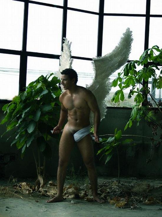 Angelic Hunks By Célio Said (10)