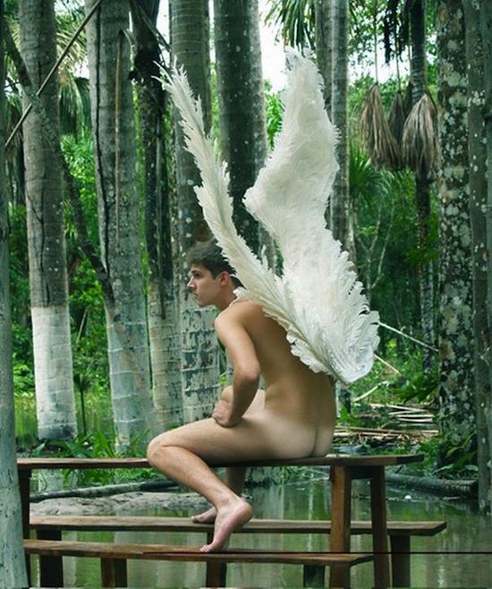 Angelic Hunks By Célio Said (2)