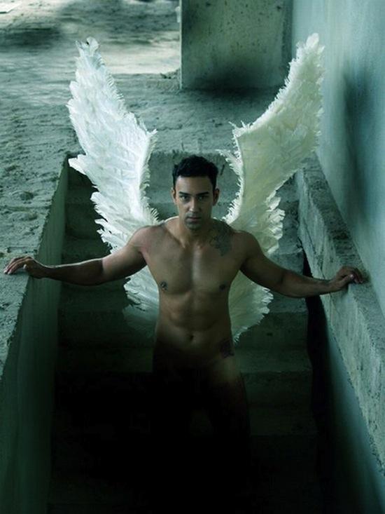 Angelic Hunks By Célio Said (9)