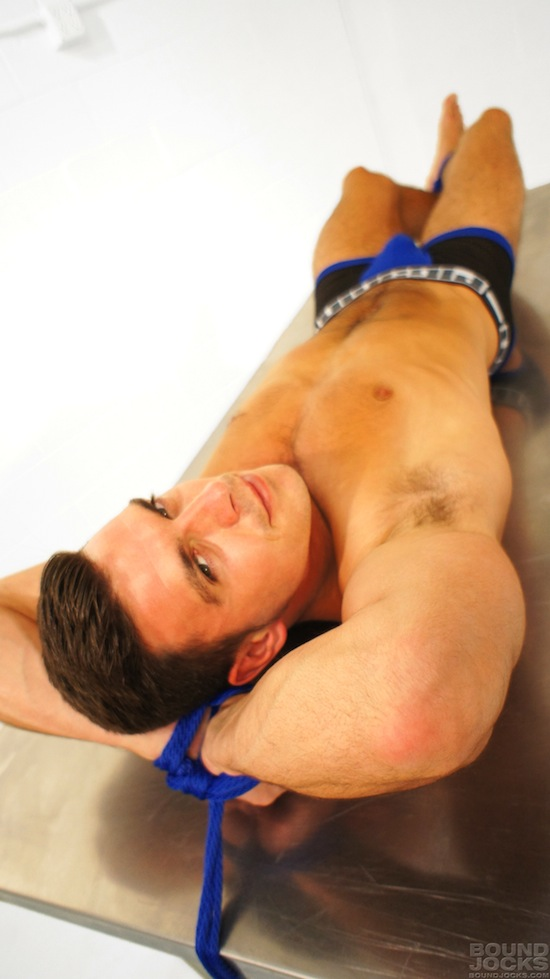 Paddy O'Brian Tied Down (1)