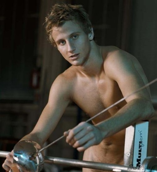 French Fencing Team Get Naked (1)