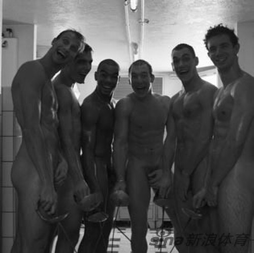 French Fencing Team Get Naked (12)