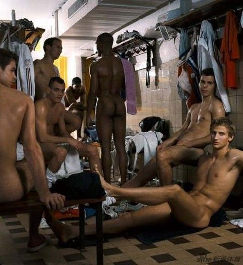 French Fencing Team Get Naked (14)