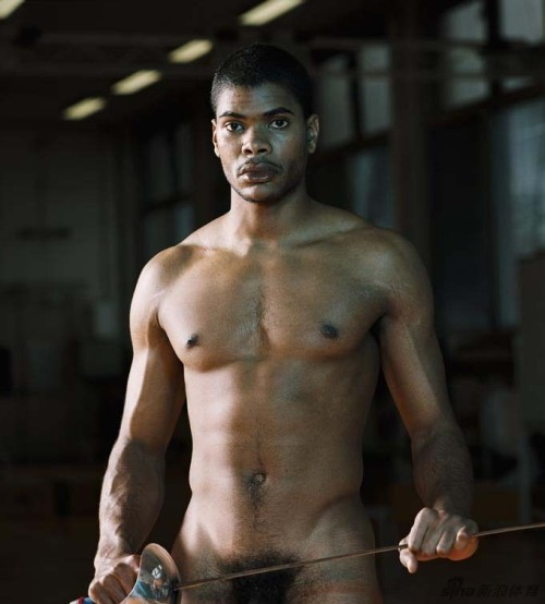 French Fencing Team Get Naked (9)