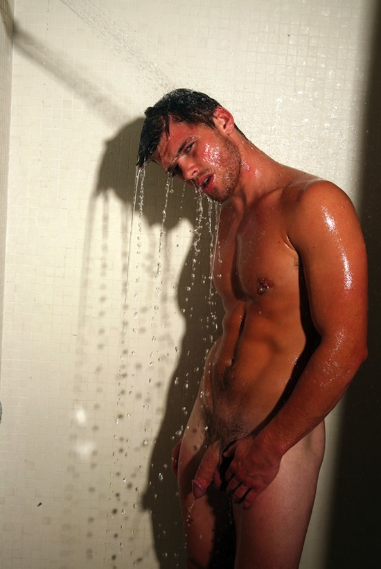 Hung Naked Guy In The Shower 4 Hot Naked Guy In The Shower