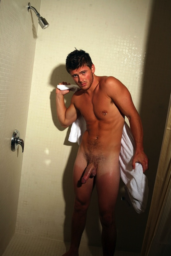 Hung Naked Guy In The Shower 6 Hot Naked Guy In The Shower