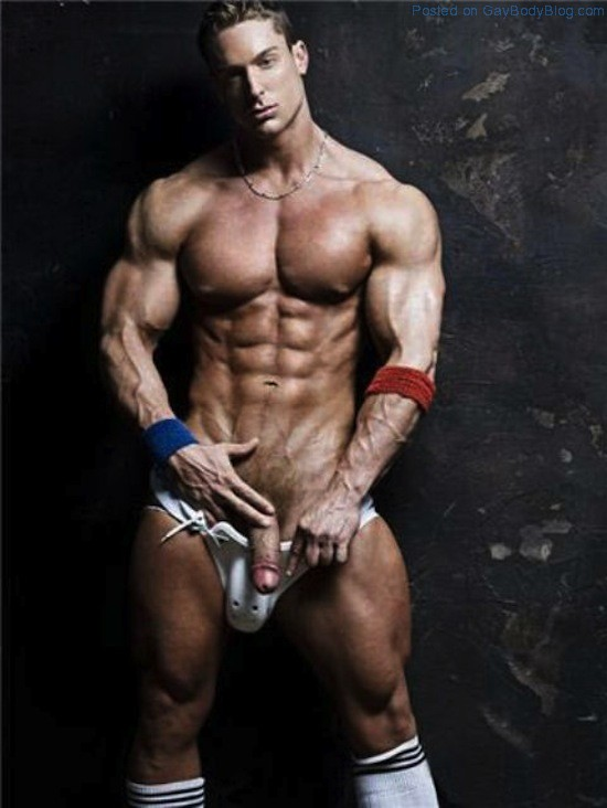 Male Model Trevor Adams Naked (5)