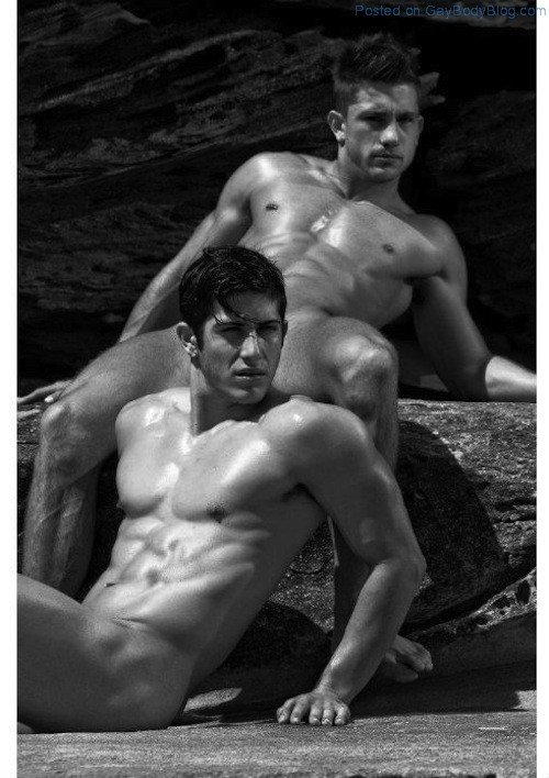Athletic Muscle Boys Andrew and Alex V (2)