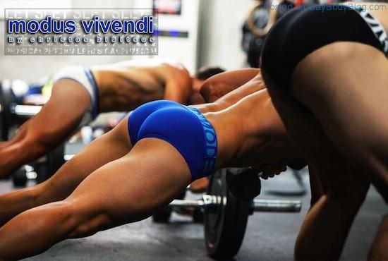 Gym Buff Hunks From Modus Vivendi (7)