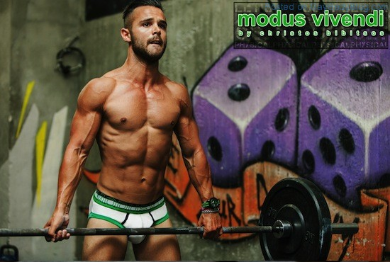 Gym Buff Hunks From Modus Vivendi (8)