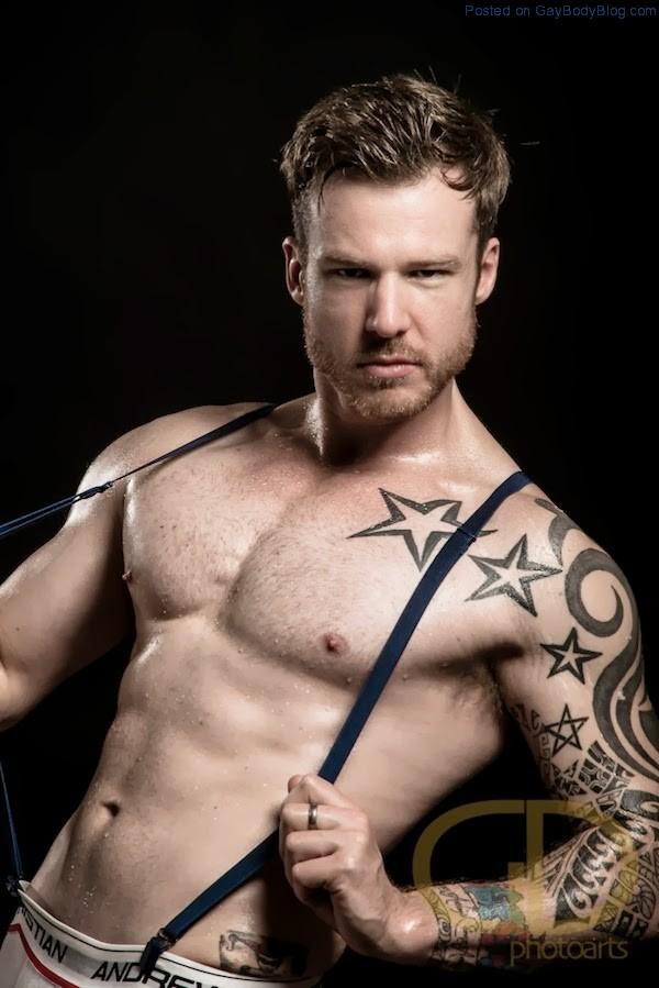 Stuart Hatton Naked