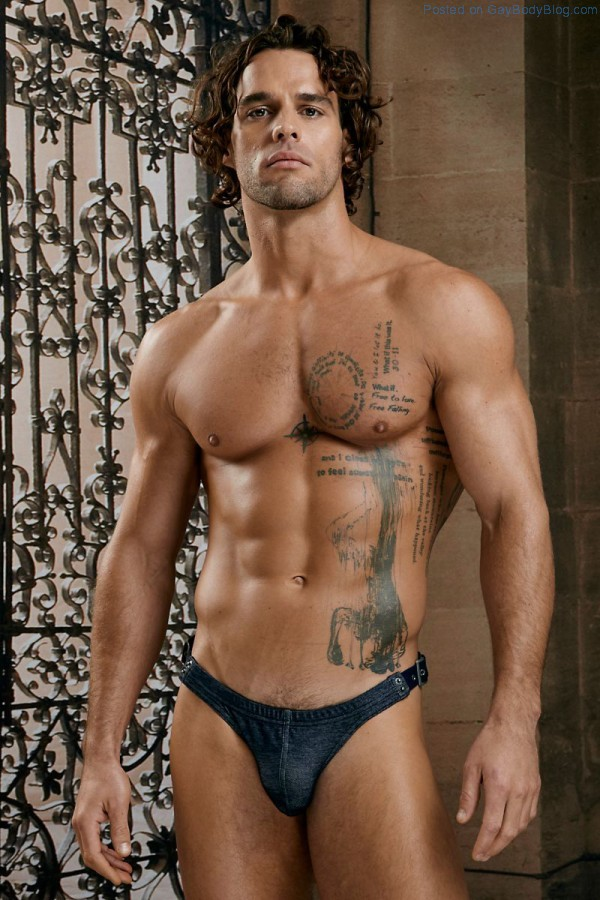 Thierry Pepin For Undergear (2)