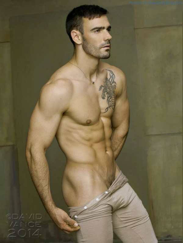 Ripped And Handsome Hunk Jess Vill 2