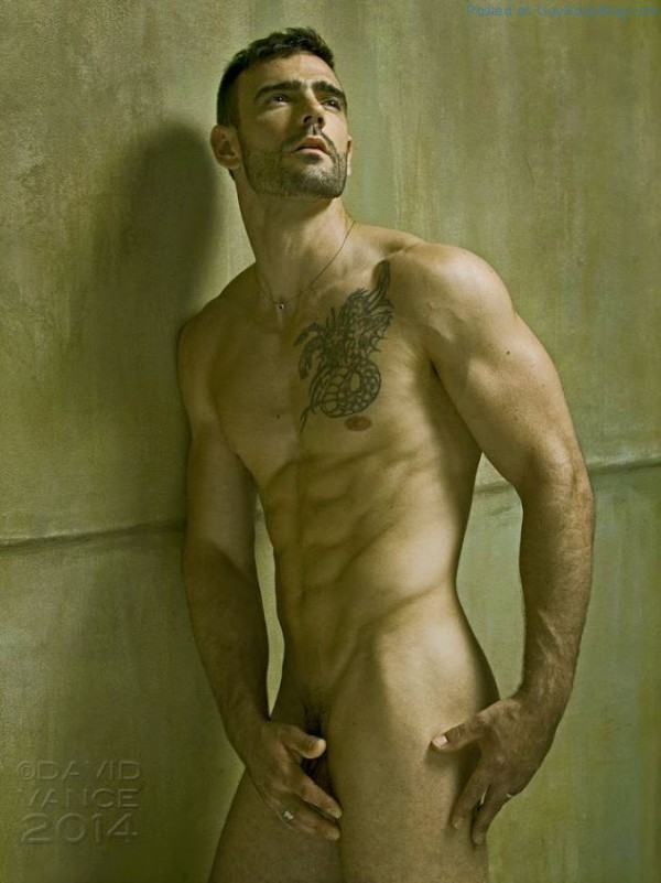 Ripped And Handsome Hunk Jess Vill 5