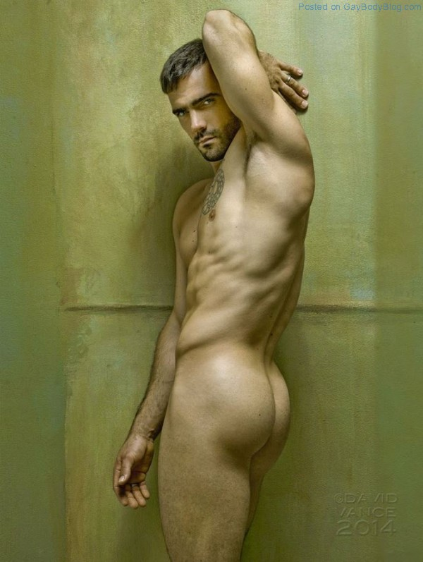 Ripped And Handsome Hunk Jess Vill 6