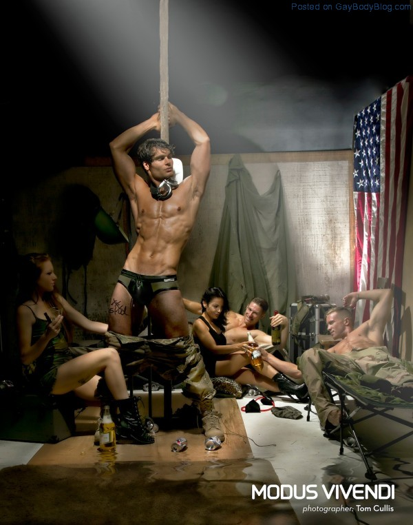 Military Muscle For Modus Vivendi 2