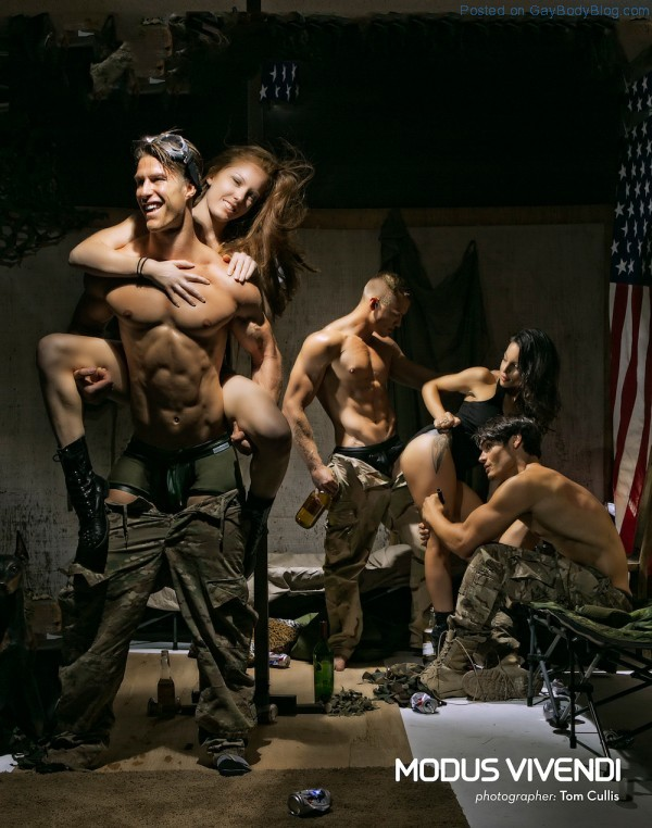 Military Muscle For Modus Vivendi 4