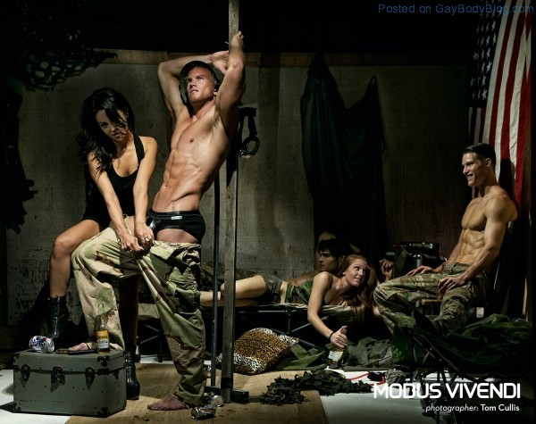 Military Muscle For Modus Vivendi 5