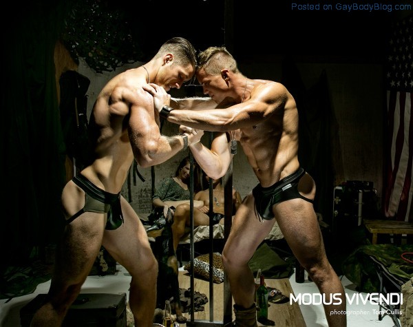 Military Muscle For Modus Vivendi 6