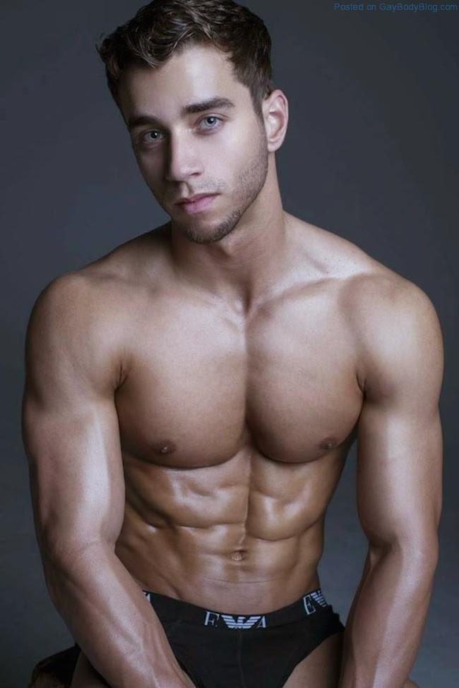 Yummy George Blackwell - Gay Body Blog - featuring photos