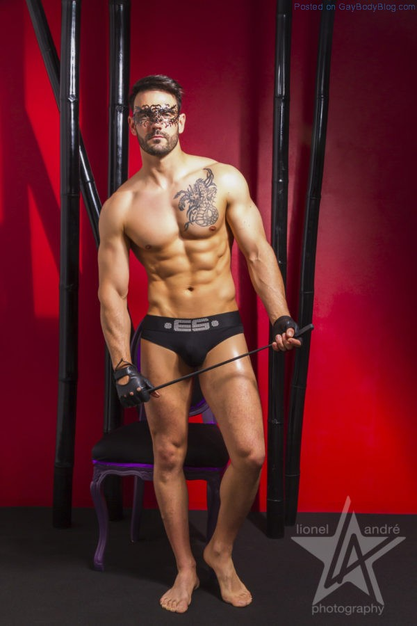 Jess Vill And Sebastien Look Hot In Some Kinky Gear 3