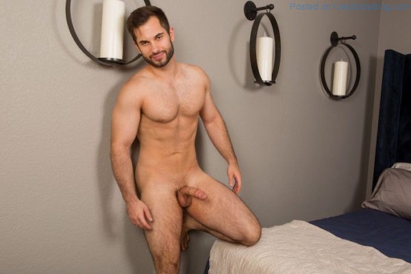 Hung Jock Vincent Enjoys Some Toy Play 3