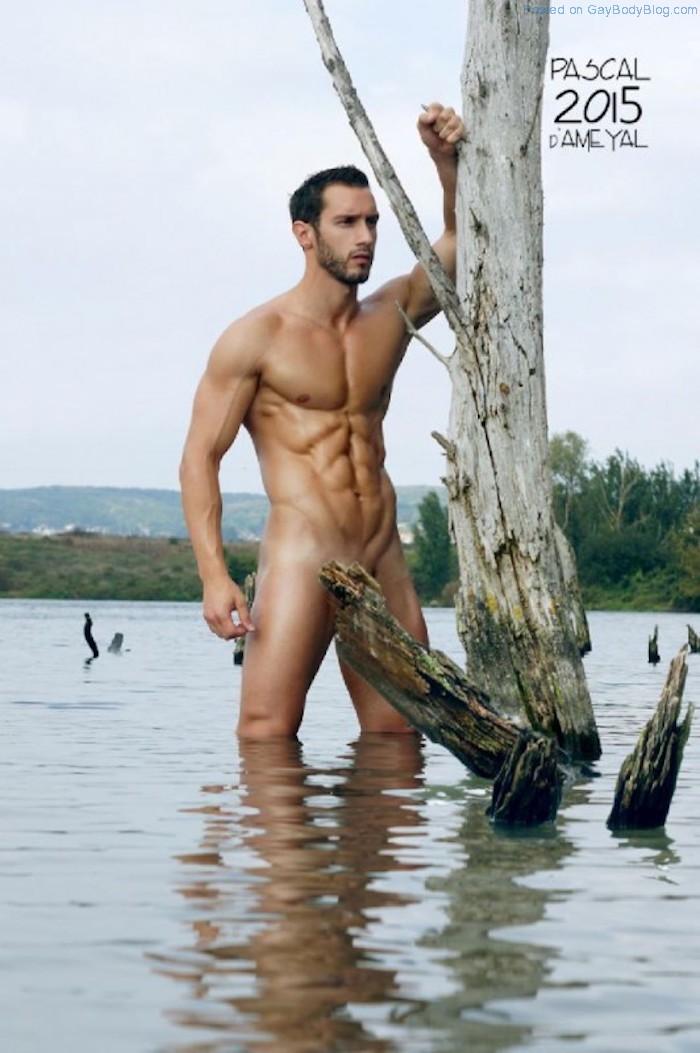 Jeremy Douille Nude Cock