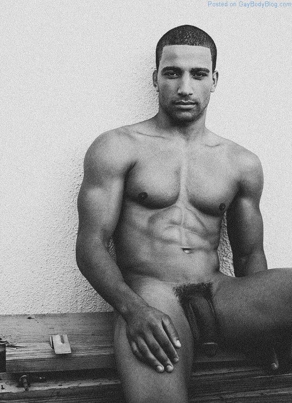 Guys naked body