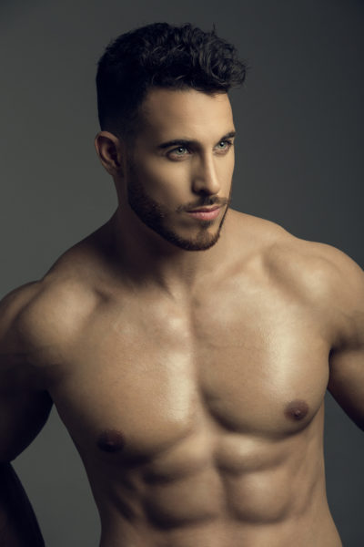 Israeli Fitness Model Eyal Berkover Is Looking Incredible