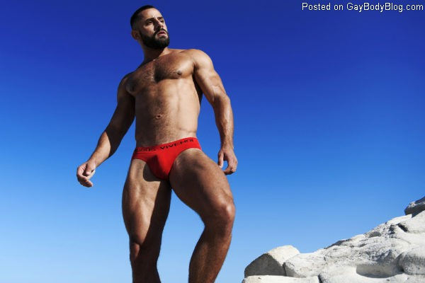 Sexy Aussie Jock James Yates - Gay Body Blog - featuring