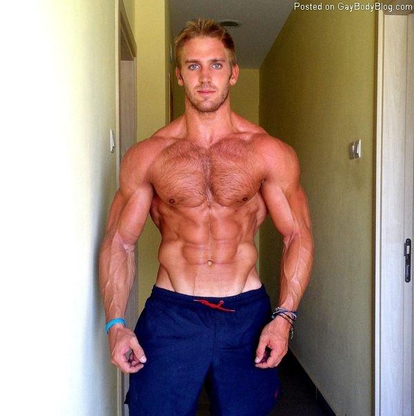 Daily Bodybuilding Motivation: Super Shredded Adam