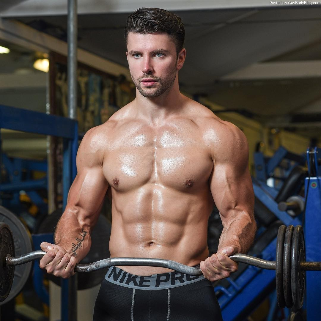 Check Out The Incredible Physique Of Croatian-American