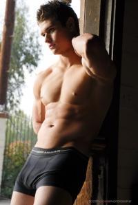 Male Model Mayhem: Garret Rau
