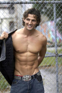 Sexy Male Swimsuit Model: Tim Robards