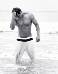 Stunning Male Model Philip Fusco by Scott Hoover