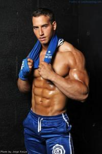 All Jock-Muscle Man Jose Ruiz