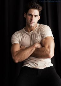Buff Hottie Chad White By Greg Vaughan