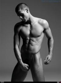 Yummy Male Model Chad White