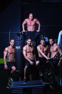 Gym Muscle Hunks