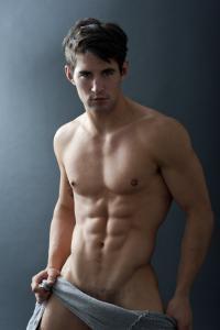 Benjamin Godfre - Naked!