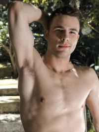 Gorgeous and Lean Jake Ellis